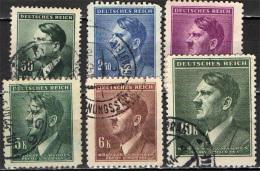 BOEMIA E MORAVIA - 1942 - ADOLF HITLER - USATI - Bohemia & Moravia