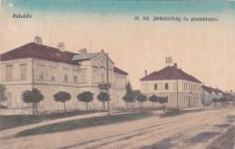 Hungary  Felsoor  M. Kir. Jarasbirosag Es Postahivatal - Hongrie