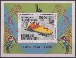 Republica Centroafricana 1979 HB-37 Nuevo - República Centroafricana