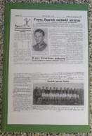NARODNI SPORT 1946, NAS SPORT, START, GLAS SLAVONIJE, Sovetsky Sport, Moskovskij Komsomolets, FRANJO RUPNIK Yugoslav Na - Sports