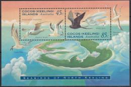 Islas Cocos 1995 HB-14 Nuevo (sin Goma) - Islas Cocos (Keeling)