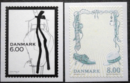 Denmark 2011   Minr. 1662-63 MNH (**) ( Lot L 3029  ) - Ungebraucht