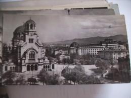 Bulgarije Bulgarien Sofia Panorama - Bulgarije