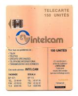 CAMEROON-AFRIQUE TELECARTE / PHONECARD .. CAMEROUN 150 Unit  LOGO (LOT - Z = 105) - Cameroon