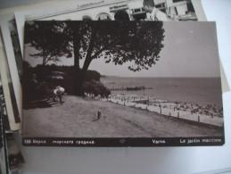 Bulgarije Bulgarien Varna Jardin Maritime Old - Bulgarije