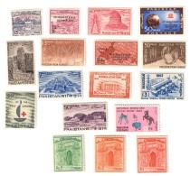Pakistan 1960-1970 17  Francobolli  Vari 1963 Nuovi **  Cod.fra.831 - Pakistan