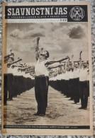SOKOL ČSSR SLAVNOSTNI JAS 1938 - Other