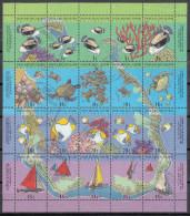 Islas Cocos 1994 Nº 286/05 Usado - Islas Cocos (Keeling)