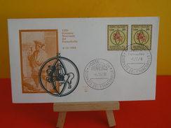 FDC - Giornata Del Francobollo - Poste Roma - 4.12.1966 - 1er Jour, - F.D.C.