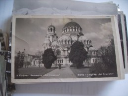 Bulgarije Bulgarien Sofia Church - Bulgarije