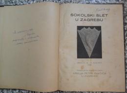 SOKOL, Sokolski Slet U Zagrebu Dana 15., 16. I 17. Augusta 1924 - Other