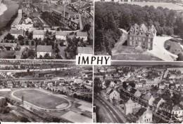 CPSM    En Avion Au Dessus De....IMPHY  58 - Autres Communes