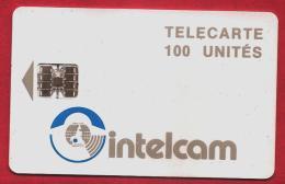 CAMEROON-AFRIQUE TELECARTE / PHONECARD .. CAMEROUN 100 Unit  LOGO (LOT - Z = 102)