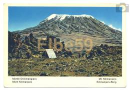 Tanzanie, Mont Kilimandjaro, 3962 M., écrite 1966 En Italie - Tanzania