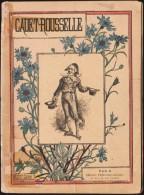 Cadet - Rousselle - Librairie D'Éducation Nationale - ( 1904 ) . - Bücher, Zeitschriften, Comics