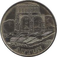 S07A118 - 2007 AUTUN 2 - La Porte D'Arroux / MONNAIE DE PARIS - Monnaie De Paris