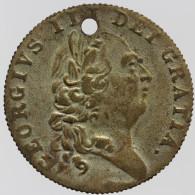 Angleterre - Médaille Ou Fausse Monnaie - Grande-Bretagne