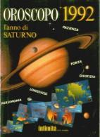 OROSCOPO - ANNO 1992 - Religione & Esoterismo