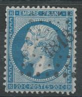 Lot N°31969    N°22, Oblit PC Du GC 1818 HYERES (78) - 1862 Napoleone III