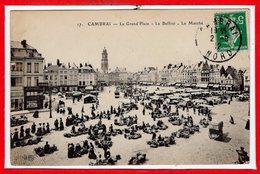 59 - CAMBRAI -- La Grande Place - Cambrai