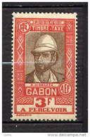 GABON - N° T22* - PIERRE SAVORGNAN DE BRAZZA