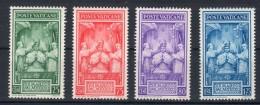 Vaticano / Vatican City  1939 -- Incoronazione PIO XII  --- Complete ** MNH / VF - Vatican