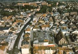 57 - Sarrebourg : Vue Aérienne - CPM écrite - Sarrebourg