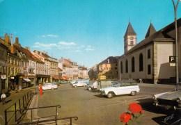 57 - Sarrebourg : Place Du Marché - CPM écrite - Sarrebourg