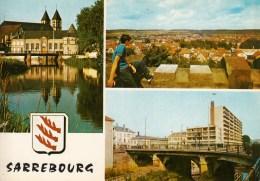 57 - Sarrebourg : Multivues - CPM écrite - Sarrebourg