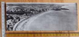 22 : Le Val-André - Pointe De La Guette - Vue Aérienne - CPSM Format Panoramique (22 X 9 Cm Env.) - Frankreich