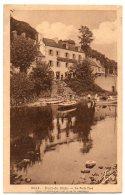 29 - Finistère /  PONT DE BUIS -- Le Petit Port, Quai D'embarquement Pour Le Canotage (Restaurant Du Port G. MARHIG) - France