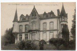 29 - Finistère / LA FOREST, Près LANDERNEAU -- Château De Coat-Ruz. - Autres Communes
