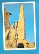 LUXOR   EGITTO CARTOLINA NON VIAGGIATA - Luxor