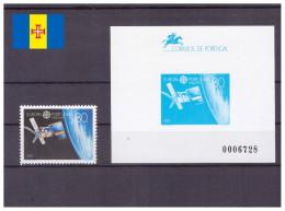 Madère 1991 - MNH ** - Espace - Michel Nr. 147 Série Complète (por493) - Madeira