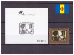 Madère 1992 - MNH ** - Christophe Colomb - Michel Nr. 157 Série Complète (por496) - Madeira