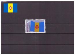 Madère 1983 - MNH ** - Drapeaux - Michel Nr. 85 Série Complète (por489) - Madeira