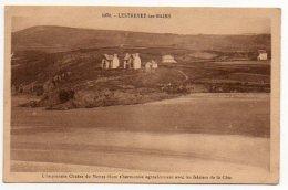 29 - Finistère /  LESTREVET Les BAINS. L'imposante Chaîne Du Menez-Hom S'harmonise ... (Villas Sur La Falaise). - Autres Communes
