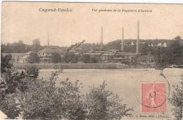 CPA Cugand Vendée Vue Générale De La Papeterie D'Antière 85 Vendée - France