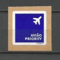 Portugal 2016. AIR MAIL Label - Airmail