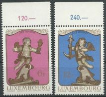 LUXEMBURG 1979 Mi-Nr. 994/95 ** MNH - Nuevos