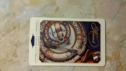 Hungary- Nice Hotel Key Card, Herend - Hotelkarten