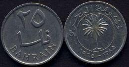 Bahrain 25 Fils 1965 - 1385 XF - Bahrain