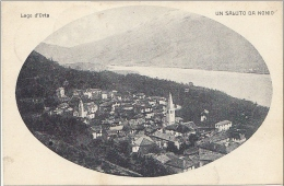 Nonio - FP -Viaggiata Nel 1923,  Vedi 2 Foto - Verbania