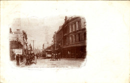 Wellington - Willis Street (Lambton Quay Corner) - 1903 - Nuova Zelanda