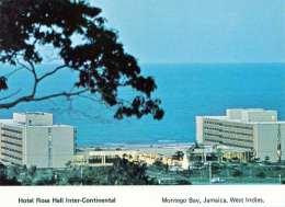 JAMAICA - Montego Bay, Hotel Rose Hall Inter-Continental - Jamaica