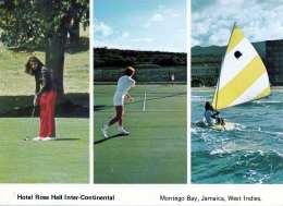JAMAICA - Montego Bay, Hotel Rose Hall Inter-Continental, Golf Tennis Segeln - Jamaica