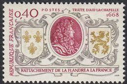 FRANCE Francia Frankreich - 1968 - Yvert 1563, Nuovo E Perfetto - France