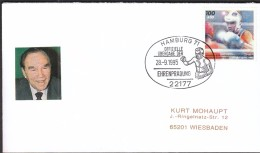 Germany Hamburg 1995 /  For Sport / Amateur Boxing World Championship - Boxeo