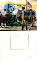 83694) Liberia-1982- 250°ann. Nascita Di George Washigton-BF-101 -usato-cat-5 Euro - Liberia