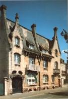 CPM 54 (Meurthe-et-Moselle) Nancy - Maison Par Emile André, 92-92 Bis Quai Claude Le-Lorrain, 1903 TBE - Andere